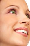 Fototapety beautiful woman face