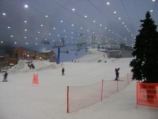 piste de ski a dubai
