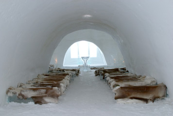 chapel of ice hotel
