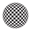 checker ball