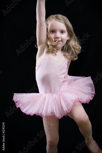 little dancing girl