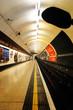 london underground platform - 1297478