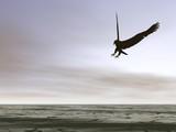 surreal eagle 5 poster