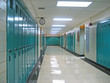 school hallway - 1299079