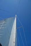 sailing away poster