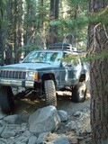 4x4 , off road poster