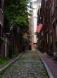 acorn street on beacon hill