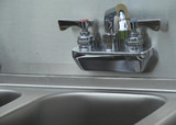 just a sink poster