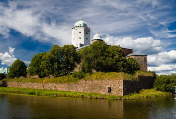 the vyborg fortress