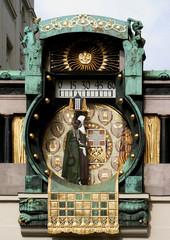 horloge ankeruhr