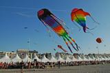 festival de cerf-volants à dieppe poster