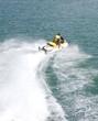jet ski wake - 1319857