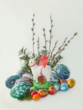 easter decorations poster