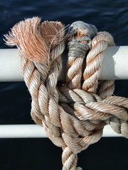 knot on a rope