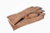 sheepskin gloves poster