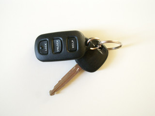 car keys for new driver