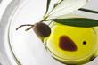 huile d'olive, vinaigre balsamique