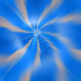 radial blur poster