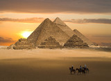pyramids fantasy poster