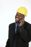 architect or construction contractor 2 poster