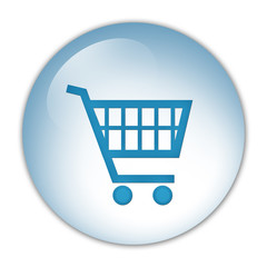 icon, shopping cart, button, web icon