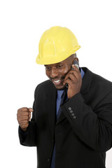 architect or construction contractor