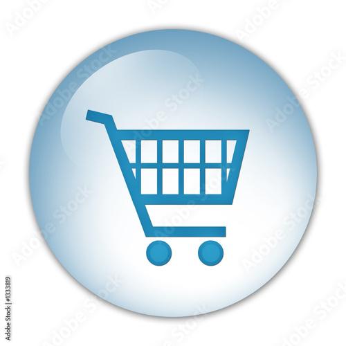 shopping cart icon. icon, shopping cart, button,