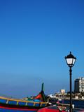 malta scenery poster