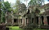 cambodia temples - angkor wat poster