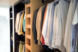 changing room - wardrobe