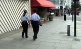 policewomen.police.people in uniform.team work poster