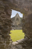 wales monmouthshire tintern abbey poster