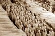 armée enterrée au musée de xian