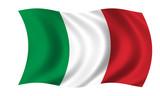 Fototapety italien fahne
