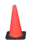 traffic safety cone poster