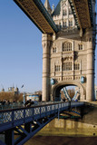 london, england, tower, bridge poster