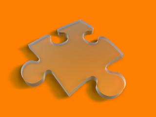 plastik puzzle
