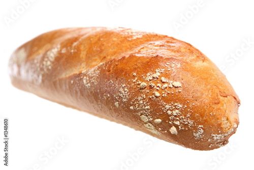 poster of rustic loaf