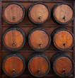 Prywatna piwniczka z winami