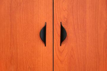 wooden cabinet doors