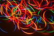 magic moving lights