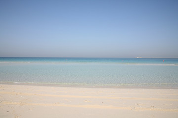 view of beach, dubai