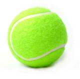 tennis ball poster