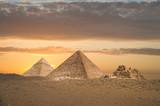 ancient pyramids poster
