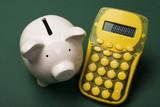 calculating savings poster