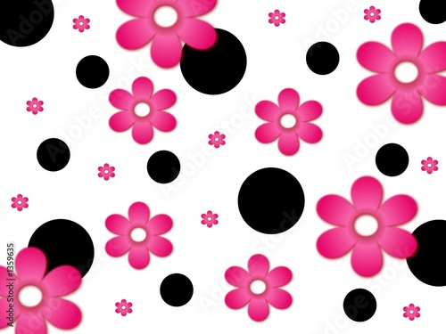 pretty pink flower wallpaper