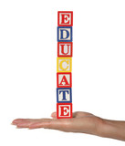educate poster