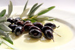 roleta: olives and olive oil