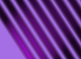 lilac abstraction folds poster