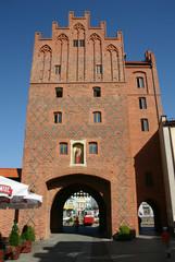 tor in allenstein (olsztyn)